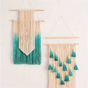 Macrame String Art : 2 simple ways to make wall art with string macrame ~ Zukunftsfamilie.com Idées de Décoration