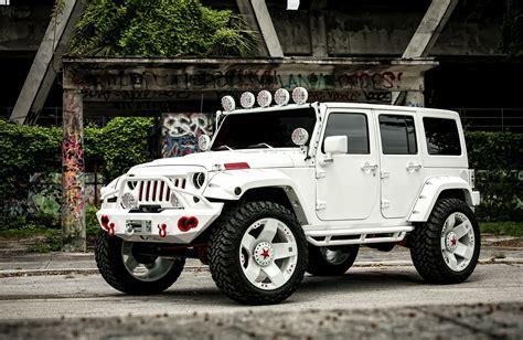 jeep wrangler white white customized jeep wranglers image 216