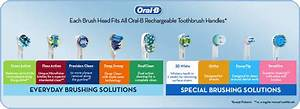 Oral-B® 3D White Replacement Electric Toothbrush Head ...