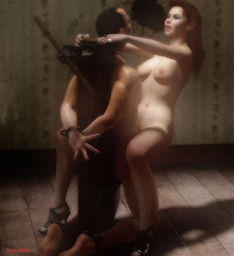 Femdom Executing Men