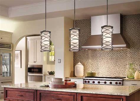 lighting above kitchen island when hanging pendant lights over a kitchen island like