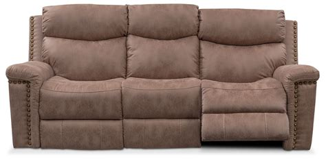 Loveseat Recliner by Montana Dual Power Reclining Sofa Reclining Loveseat And