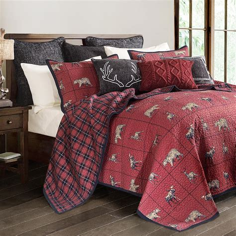 CLEARANCE   Autumn Leaves Quilt Collection: Cabin Place