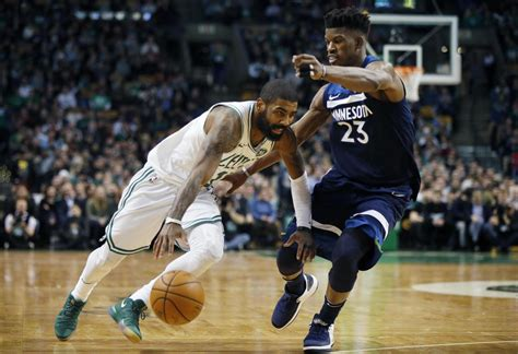 jimmy butler  kyrie irving  shake   league