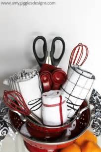 kitchen basket ideas gift guide 15 diy gift basket ideas curbly diy design community