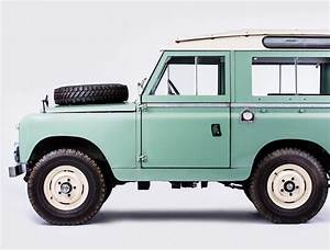 Land Rover Series Ii A 4x4 1968
