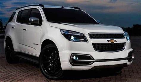 All New Chevrolet Trailblazer 2020 by 2020 Chevy Trailblazer Engine Price And Release Date