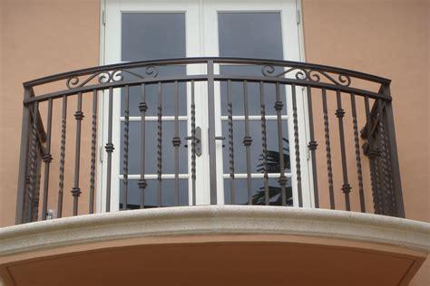 shed style house wrought iron balcony handrail balcony railing of wrought