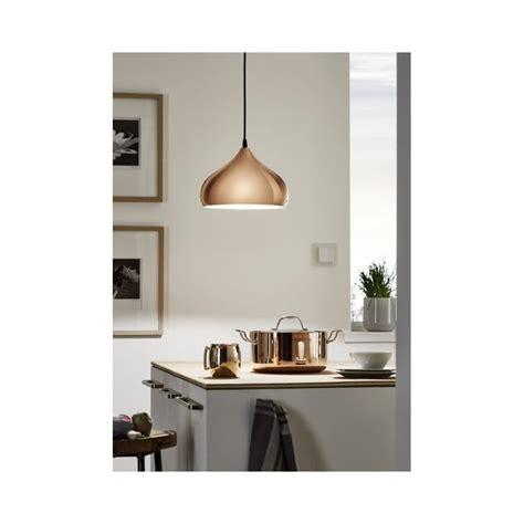 ceiling lights kitchen eglo hapton copper kitchen ceiling light pendant 2041