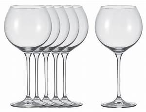 Verre à Bourgogne : verre vin cheers lot de 6 verres bourgogne transparent leonardo ~ Teatrodelosmanantiales.com Idées de Décoration