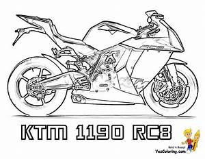 street bike coloring pages coloring page With honda bikes street