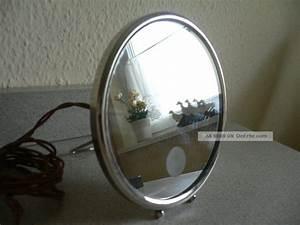 Spiegel Mit Lampe : spiegel rasierspiegel kosmetikspiegel mit lampe artdeco frankreich um 1930 ~ Eleganceandgraceweddings.com Haus und Dekorationen