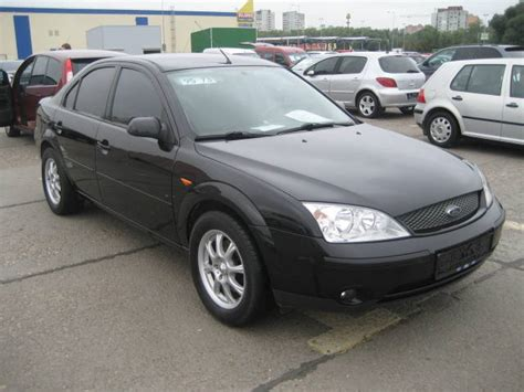 ford mondeo workshop  owners manual