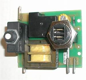 Electrolux Central Vacuum Circuit Board