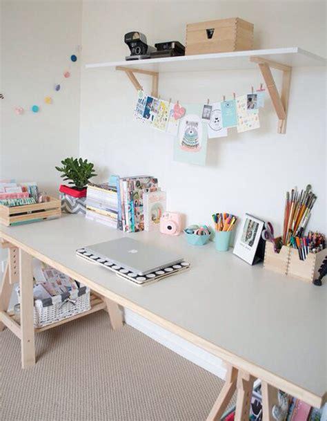 plan de travail bureau nos idées pour sublimer bureau décoration