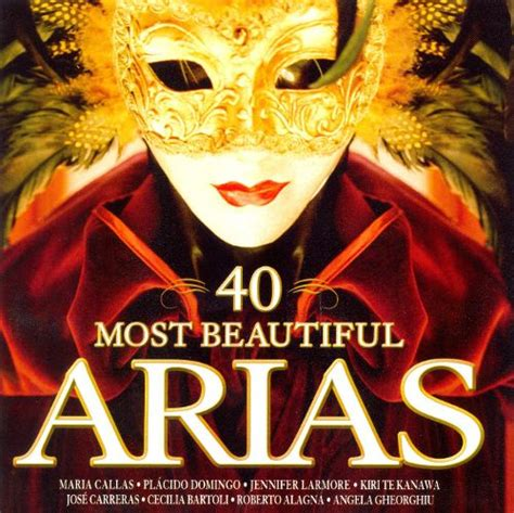 40 Most Beautiful Arias  Various Artists  Songs, Reviews