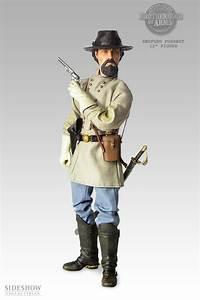 General Nathan Bedford Forrest Civil War Action Figure