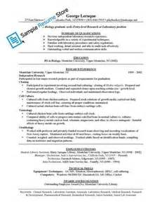 should a resume be written in past tense technologist resume sle