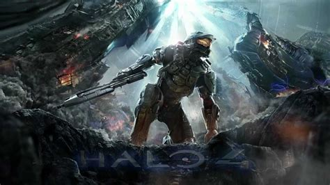 Halo 4 Enhanced Cover Art Pre Order Trailer By Gamefloor