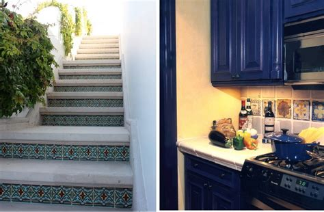 decorate  home  vibrant mexican flair