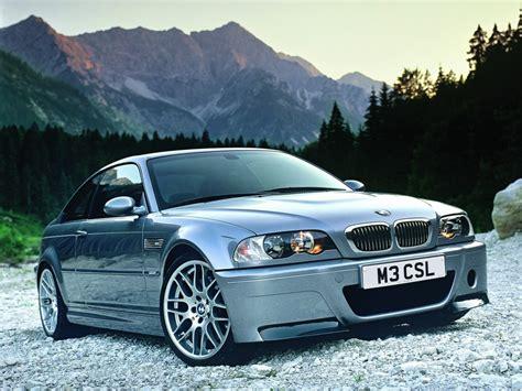 Bmw M3 E46 Csl The Best Performance Car Bmw Has Ever Built?