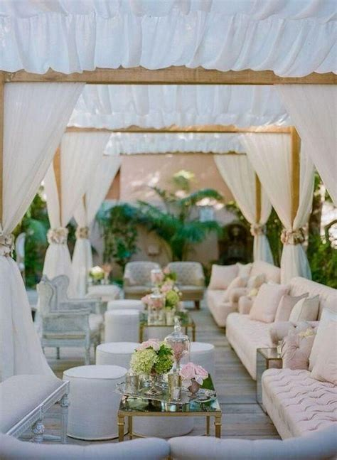 creative wedding reception lounge area ideas