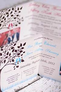 custom love bird wedding invitations canada empire invites With folded wedding invitations canada