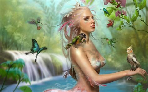 Fantasy Girl Hd Wallpapers Free Download  Unique Wallpapers