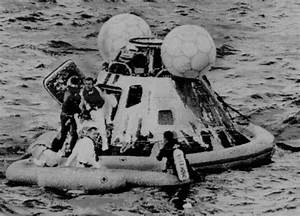 Apollo 13 astronauts return after deep space crisis in ...