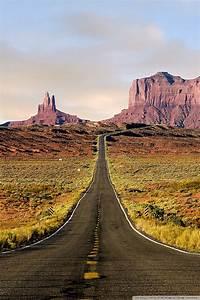 route, desert, ultra, hd, desktop, background, wallpaper, for, 4k