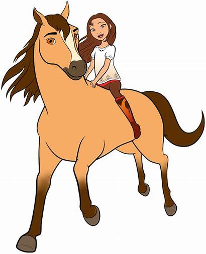 Spirit Riding Horse Clipart Cartoon Transparent Clip