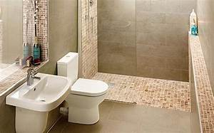 Small wet room bathroom design accessiblebathrooms for Wet floor bathroom designs