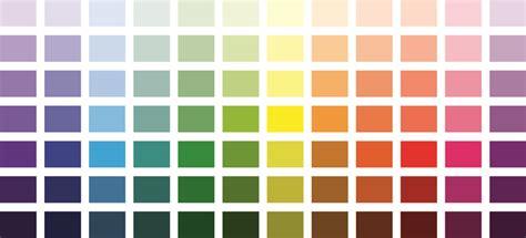 quelle peinture pour une cuisine quot le nuancier de 84 teintes quot quelle couleur fait il