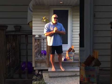 Pure Joy Colorblind Man Sees Color For The First Time