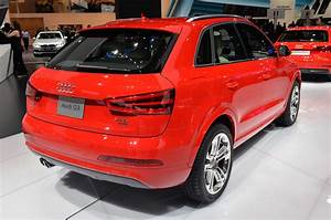 Forum Audi Q3 : the audi q3 shows off in detroit audi q3 forum ~ Gottalentnigeria.com Avis de Voitures