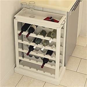 Fabriquer Un Support Pour Bouteilles De Vin 1 RONA