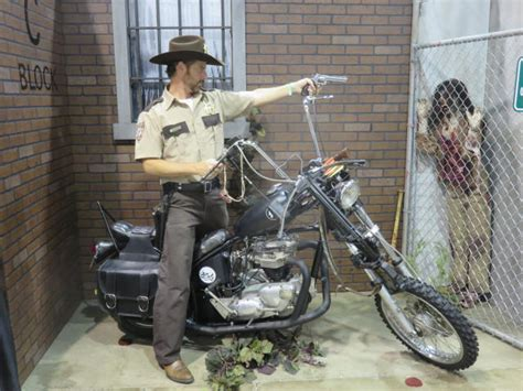 Walking Dead Style Bike
