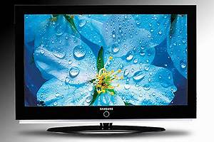 Samsung Introduceert 40quot Lcd Tv Met Led Backlight