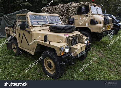 army land rover 1983 series iii lightweight at quex park in kent september 2014