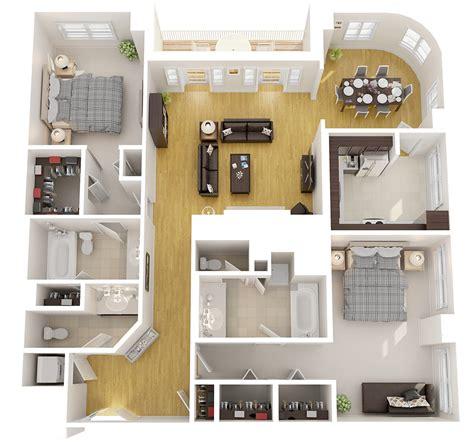 Top Apartment Floor Plans by Apartment Floor Plans 2401 Pennsylvania Ave