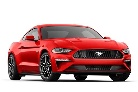 2019 Ford® Mustang Gt Fastback Sports Car  Model Details