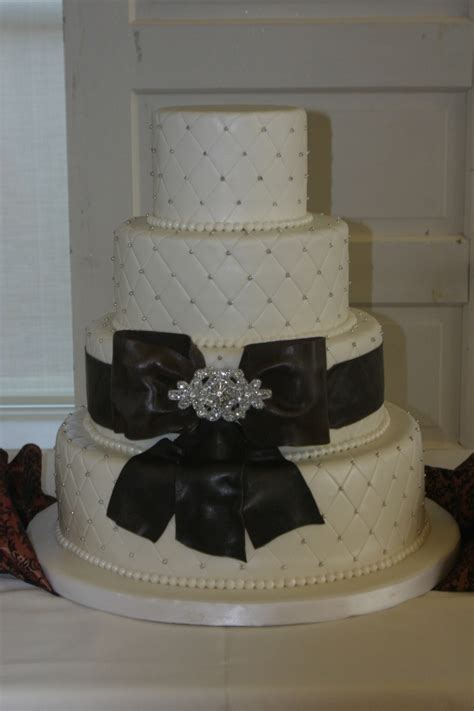 cake boss cakes wedding cool tier weneedfun fun need diamond bow elegant