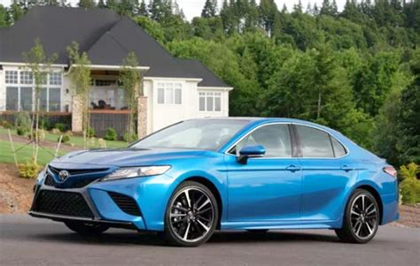 2019 Toyota Camry Xse V6 Sedan Review  Best Toyota Review