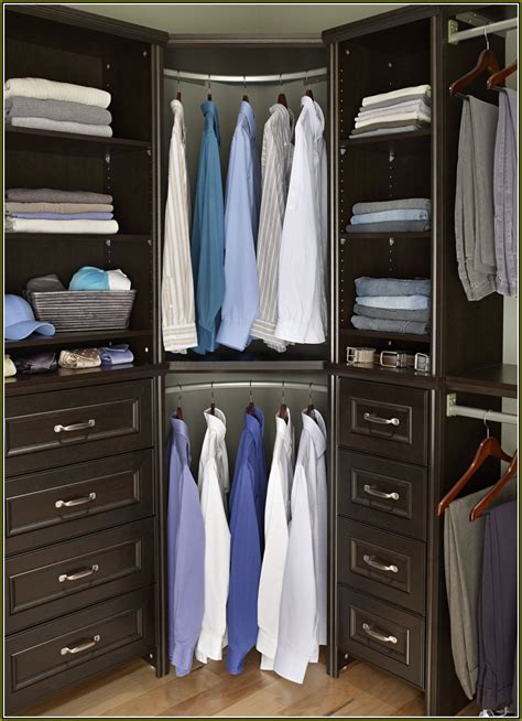 Curved Corner Closet Rod   Home Design Ideas