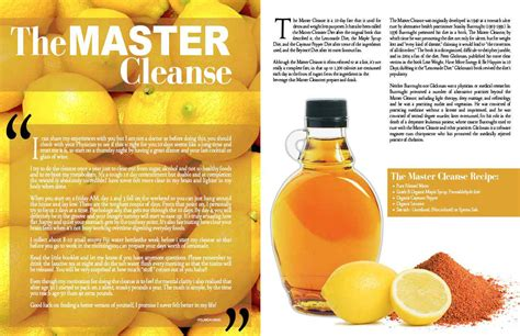 Signs of the liver not working properly. Lemon Detox Diet - Simply The Best Weight Loss Recipe