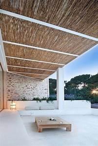 Idee De Pergola En Bois : 24 id es magnifiques de pergola couverte en bois dans le jardin am nagement ext rieur et ~ Melissatoandfro.com Idées de Décoration