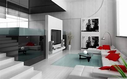 Minimalist Interior Modern Decor Painting Minimalistic Architecture
