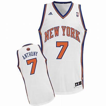 Knicks York Nba Jersey Carmelo Anthony Swingman