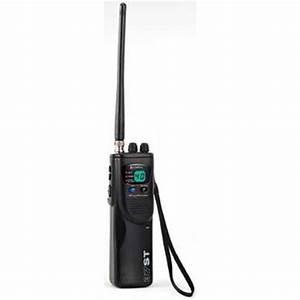 Cobra U00ae Hh38wxst Handheld Cb Radio