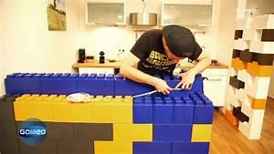 Lego Bauen App : m bel aus xxl legosteinen ~ Buech-reservation.com Haus und Dekorationen